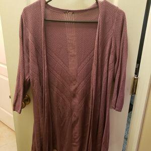 Size 1 torrid cardigan